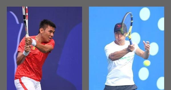 Đánh bại Daniel Nguyễn, Hoàng Nam đoạt HCV đơn nam môn quần vợt SEA Games 2019