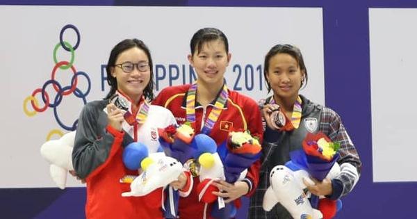 SEA Games ngày 7-12: Điền kinh giành huy chương vàng đầu tiên