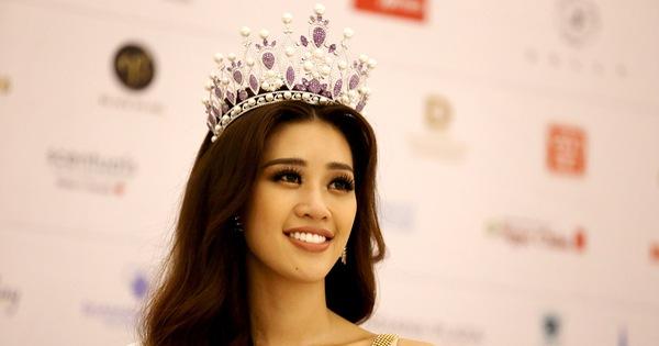 Tân Hoa hậu Khánh Vân: ''Tôi từng là nạn nhât bất thành của ấu dâm''