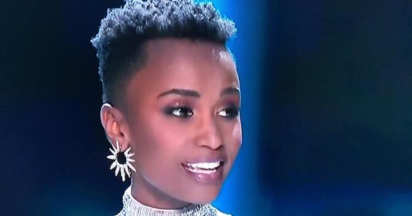 Hoa hậu Nam Phi Zozibini Tunzi giành vương miện Miss Universe 2019
