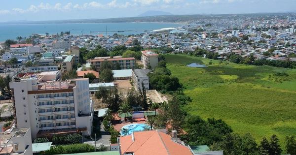 Bình Thuận ''tuýt còi'' hàng loạt dự án bất động sản đang giao dịch ''ảo''