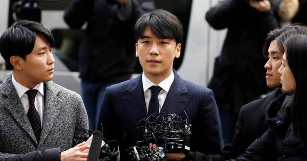 Công tố viên Hàn Quốc tiếp tục đề nghị bắt giữ ca sĩ Seungri