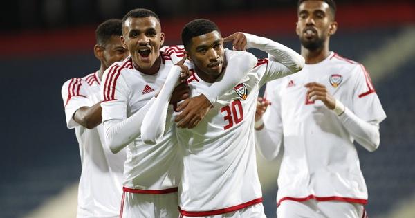 Báo Alarab: 'UAE hướng đến thắng Việt Nam để tìm suất dự Olympic'