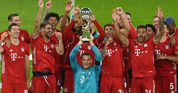 Thắng nghẹt thở Dortmund, Bayern đoạt Siêu cúp Đức 2020