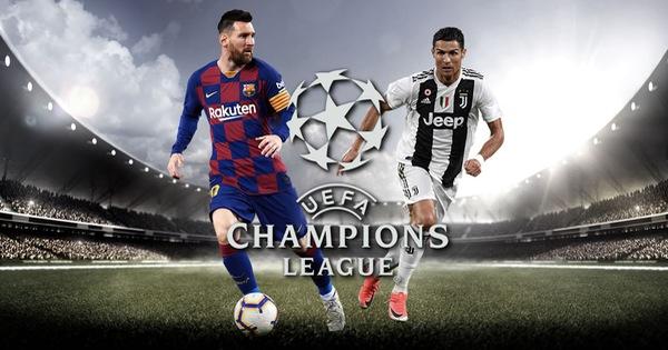 Messi chạm trán Ronaldo, M.U gặp khó ở vòng bảng Champions League - kết quả xổ số đà nẵng