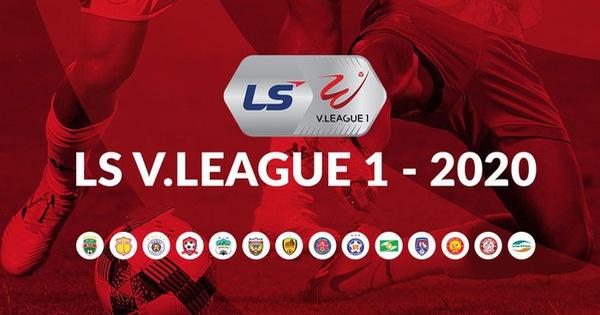 Cập nhật vòng 13 V-League 2020: Xác định 8 cái tên tranh chức vô địch