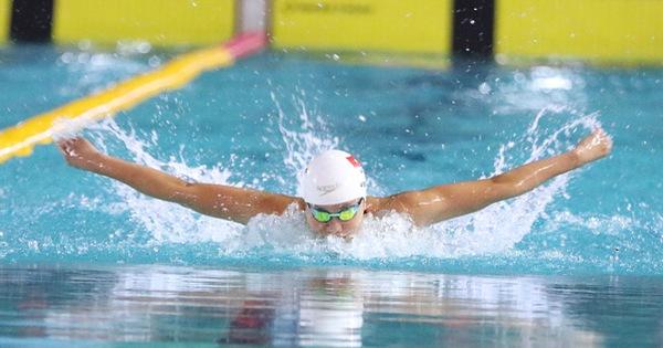 Ánh Viên bất ngờ thất bại 100m bơi bướm - bơi
