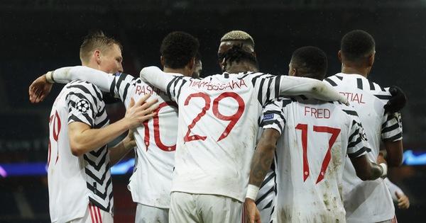 Man Uninted lại thắng PSG trên sân Stade De France