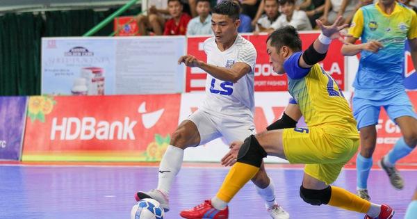 HDBank cùng giải Futsal VĐQG 2020 'xuyên' qua đại dịch