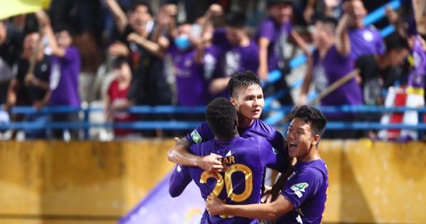 Cuộc đua vô địch V-League 2020: CLB Hà Nội sẽ đua với Viettel
