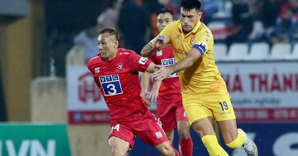 Kết quả bảng xếp hạng V-League 2020: Hải Phòng trụ hạng, Quảng Nam vẫn còn hy vọng