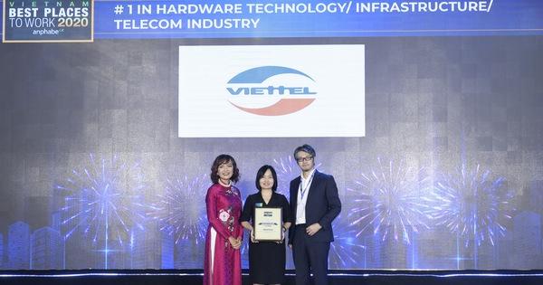 Viettel là điểm đến hàng đầu của nhân lực CNTT - Viễn thông