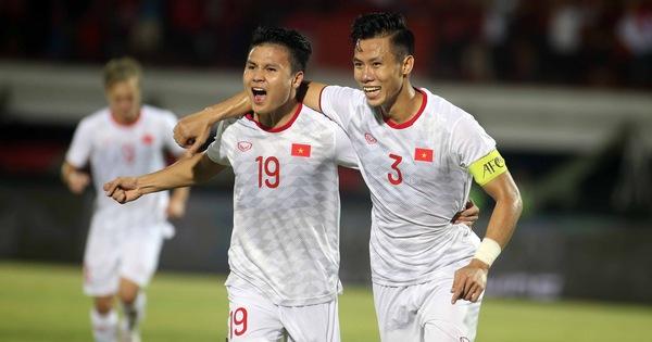 Đội tuyển quốc gia Việt Nam sẽ