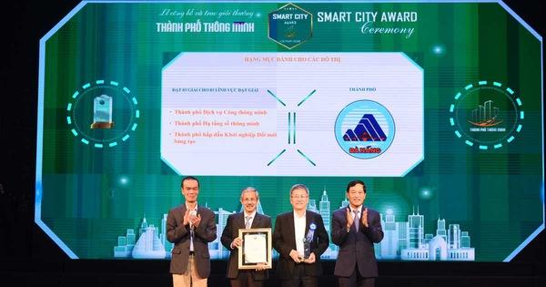Đà Nẵng, thành phố thông minh nhất Việt Nam 2020 - kết quả xổ số quảng nam
