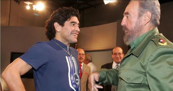 Maradona mất cùng ngày với 'thần tượng của ông' Fidel Castro - xổ số ngày 03122019
