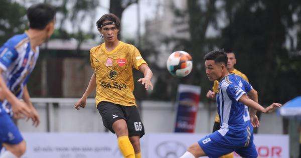 Những ngôi sao V-League khuấy động bóng đá phong trào TP.HCM