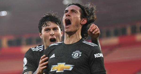 Cavani rực sáng khi vào sân, Man Utd thắng nghẹt thở Southampton - giá vàng 9999 hôm nay 109