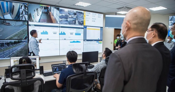 Nhà tù thông minh ứng dụng AI đầu tiên ở Đài Loan có gì? - xổ số ngày 24122019