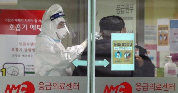 Mỹ, Hàn Quốc tính ''xét nghiệm bao vây'' corona