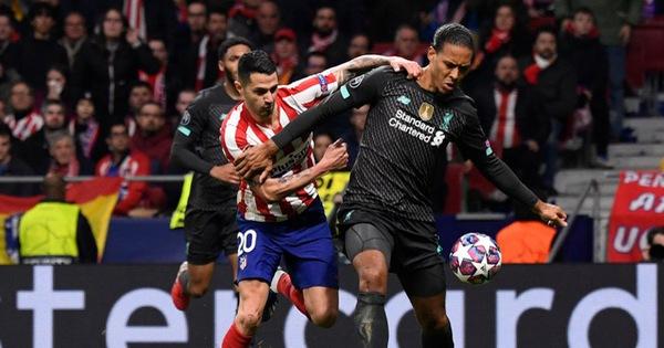 Van Dijk: 'Bàn thắng của Atletico là do may mắn, họ thậm chí không tạo ra cơ hội đó' - xổ số ngày 30112019