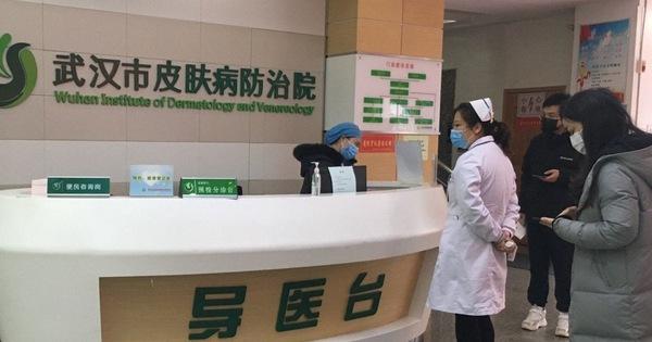 Nhiều bệnh nhân ở Vũ Hán khổ lây vì dịch COVID-19