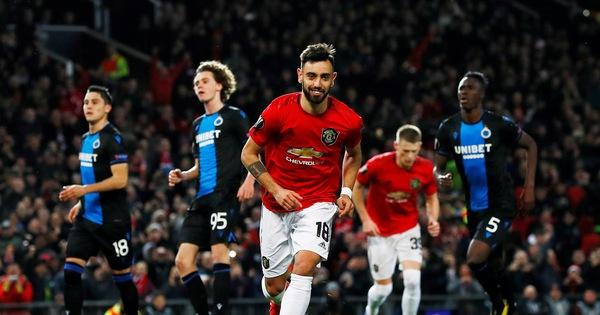 Man Utd gặp đội yếu tại vòng 16 đội Europa League