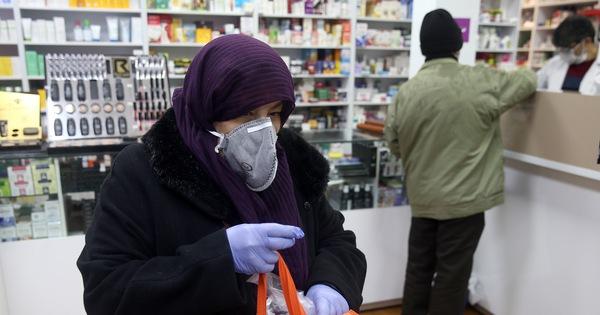 BBC Ba Tư nói 210 người Iran  chết vì COVID-19, Tehran...