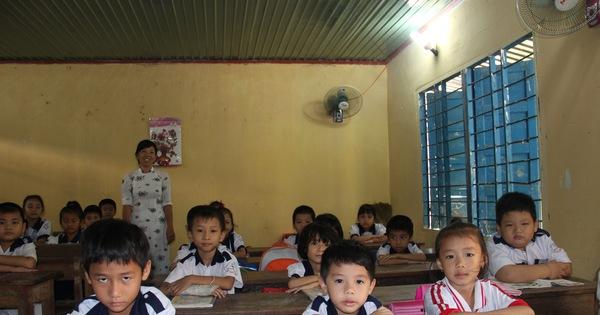 Bình Phước cho học sinh nghỉ đến hết ngày 9-2