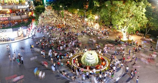 Hà Nội dừng hoạt động phố đi bộ lẫn lễ hội chưa khai mạc
