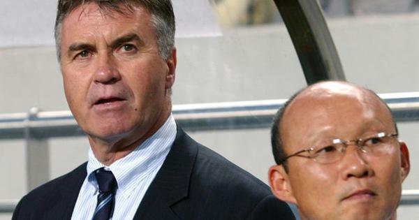 HLV Park Hang Seo: 'Kinh nghiệm từ Guus Hiddink đã giúp tôi ở tuyển Việt Nam'