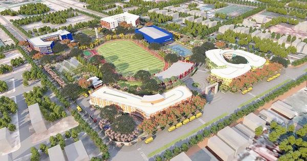 Đô thị đại học quốc tế Hải Phòng xin hơn 66 ha đất, xây trường 1,8 ha