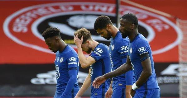 Chelsea thảm bại trên sân Sheffield United - kết quả xổ số trà vinh