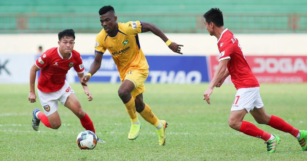 Cập nhật kết quả vòng 9 V-League 2020: Hà Nội không thắng trận thứ 3 liên tiếp