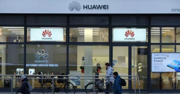 Mỹ - Âu bàn về số phận Huawei - kết quả xổ số vĩnh long
