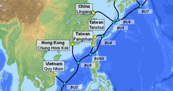 Việt Nam sắp có thêm tuyến cáp quang biển quốc tế do VNPT đầu tư