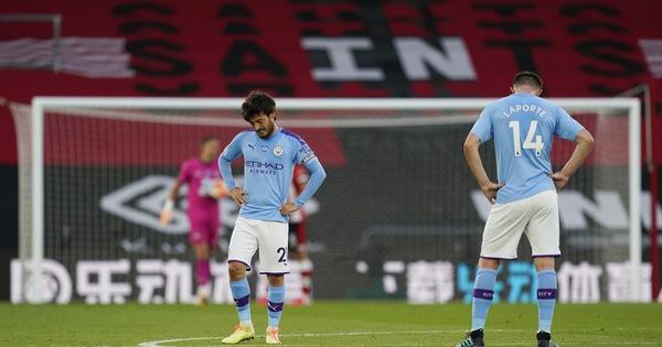 Dứt điểm kém, Man City 'phơi áo' trước Southampton