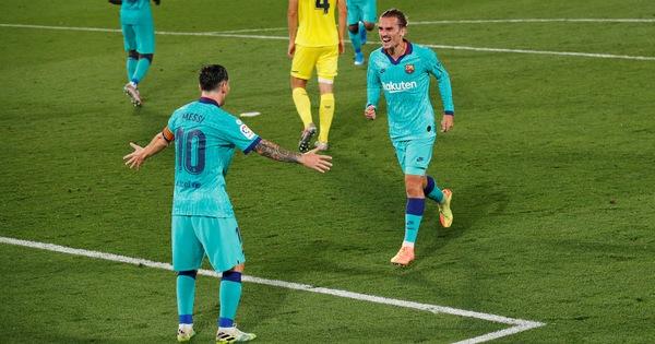 Bị VAR và xà ngang từ chối bàn thắng, Messi vẫn là người hùng giúp Barca đại thắng