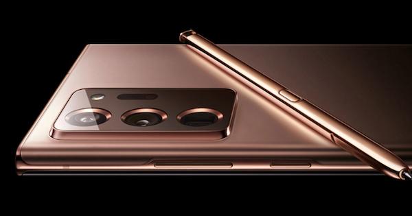 Galaxy Note20 sẽ là điện thoại đẳng cấp của tương lai ?
