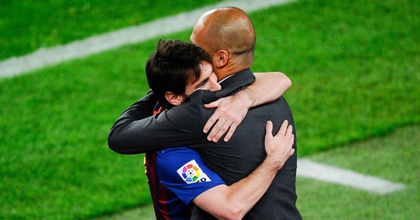 Các hãng cá cược 'dự báo' Messi về Manchester City