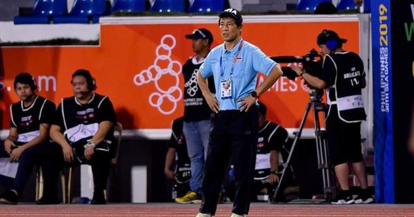 Hết cách ly, HLV Nishino tuyên bố muốn vượt mặt Việt Nam và Malaysia