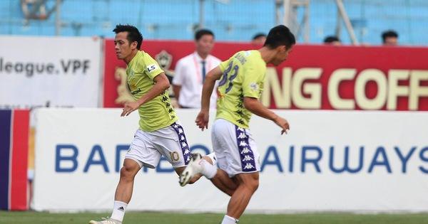 Viettel - CLB Hà Nội (hiệp 1): 0-0 - xổ số ngày 02122019