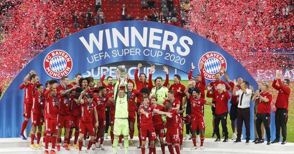 Ngược dòng kịch tính trước Sevilla, Bayern vô địch Siêu cúp châu Âu