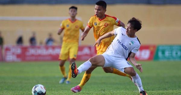 Cập nhật kết quả, bàn thắng vòng 12 V-League: 14 đội cùng xuất trận