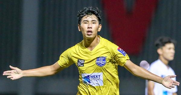 Sông Lam Nghệ An thắng Học viện Nutifood, giành ngôi vô địch U17 quốc gia lần thứ 8