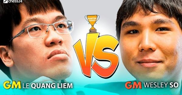 Lê Quang Liêm thua đối thủ Mỹ gốc Philippines ở bán kết Banter Series 2020