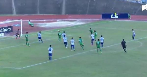 Thủng lưới phút 83, bóng đá Huế mất cơ hội tranh suất thăng hạng V-League