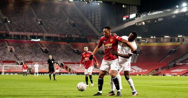 Man Utd chạm trán Liverpool tại vòng 4 Cúp FA
