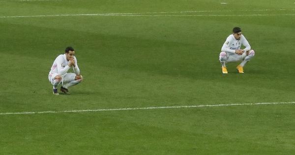 Thua bạc nhược, Real Madrid lỡ cơ hội gặp Barca ở chung kết Siêu cúp Tây Ban Nha