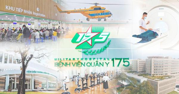 Camera y tế: Mục sở thị cơ sở hiện đại cùng đội ngũ y bác sĩ chuyên nghiệp tại Bệnh viện Quân y 175