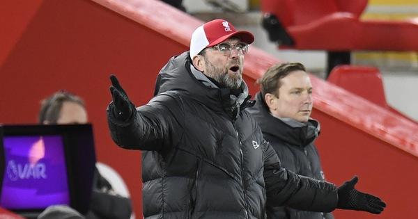 HLV Klopp: 'Thua Burnley là bất khả thi nhưng điều đó vẫn xảy ra'